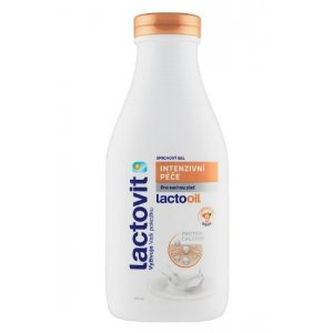 Lactovit Lactooil dámsky sprchový gél 500ml