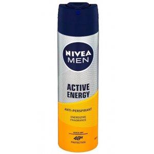 Nivea Men Active Energy deospray 150ml