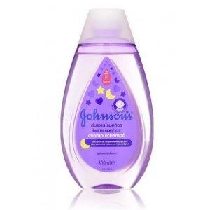 Johnson´s baby Bed Time detský šampón 300ml