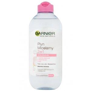 Garnier čistiaca micelárna voda na citlivú pleť a oči 400ml