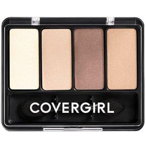 Covergirl Natural Nudes č.280 očné tiene (4-kusové)
