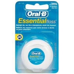 Oral-B Essential Floss Classic zubná niť voskovaná 50m