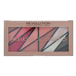 Revolution Revoholic Cheeks kazeta očných tieňov 12-kusová