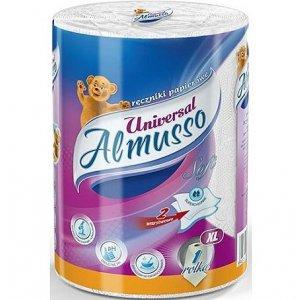 Almusso Universal kuchynské utierky Soft 2vrstv. 30m