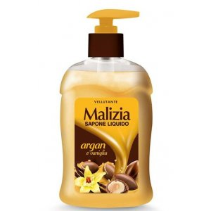 Malizia Argan e Vaniglia tekuté mydlo MR 300ml