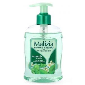 Malizia Té Verde e Menta tekuté mydlo MR 300ml