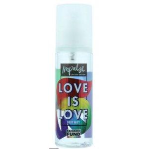 Impulse Love is Love dámska telová hmla 150ml