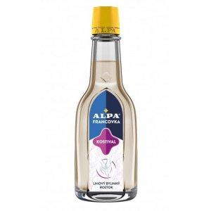 Alpa francovka - Kostihoj bylinný masážny roztok  60ml