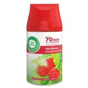 Air Wick Red Berries náhradná náplň osviežovač 250ml