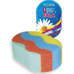 York beauty telová hubka Fala Relax 1ks
