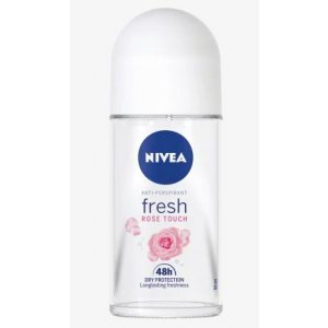 Nivea Fresh Rose Touch dámsky roll-on 50ml
