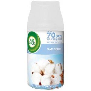 Air Wick Soft Cotton náplň do osviežovača vzduchu 250ml