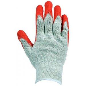 Home Point rukavice ECONOMY bavlna/latex, 25x14cm, 1pár