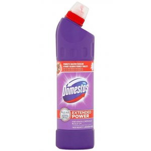 Domestos Lavender Fresh WC čistič 750ml