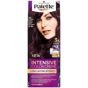 Palette ICC farba na vlasy 50ml V5 Intenzívna fialová