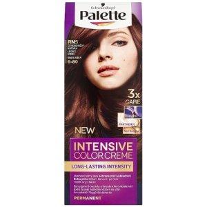 Palette ICC farba na vlasy 50ml RN5 Červenohnedá