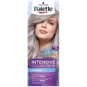 Palette ICC farba na vlasy 50ml 10-19 Chladná strieborne plavá
