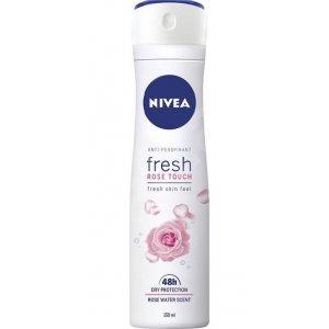 Nivea Fresh Rose Touch dámsky deodorant 150ml