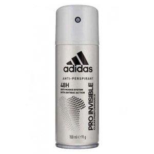 Adidas Men Pro Invisible deospray 150ml