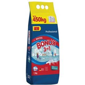 Bonux Polar Ice Fresh 3v1 prací prášok 7,5kg na 100 praní