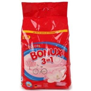 Bonux Pure Magnólia 3v1 prací prášok 6kg na 80 praní