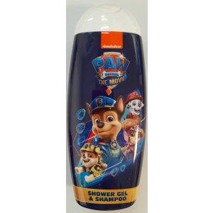 Paw Patrol Movie  sprchový gél a šampón 250ml