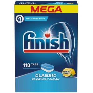 Finish Classic tablety do umývačky 110ks Lemon