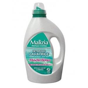 Malizia Muschio Bianco prací gél 1,82l na 28 praní