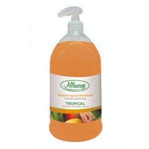 Allways Tropical tekuté mydlo MR 1L