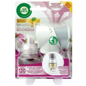 Air Wick Smooth Satin Moon Lily elektrický osviežovač s náplňou 19ml
