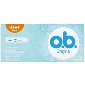 O.B. Original Super tampóny 16ks