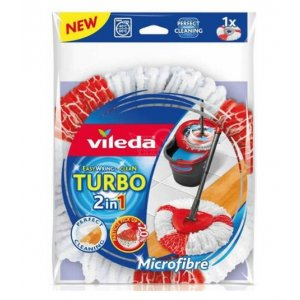 Vileda Turbo 2v1 náhrada na mop strapcový 1ks