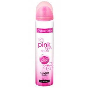 Concertino Pink dámsky deodorant 75ml