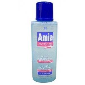Amia Active očný odličovač očí 125ml na normálnu pleť