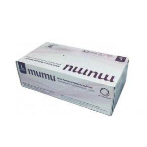 Rukavice MumuPlus nitrilové 100ks v.L