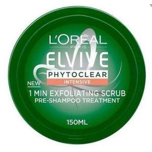 Loreal Elvive Phytoclear peeling na hlavu proti lupinám 150ml