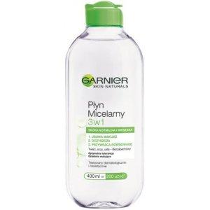 Garnier čistiaca micelárna voda 400ml 3v1 na zmiešanú pleť