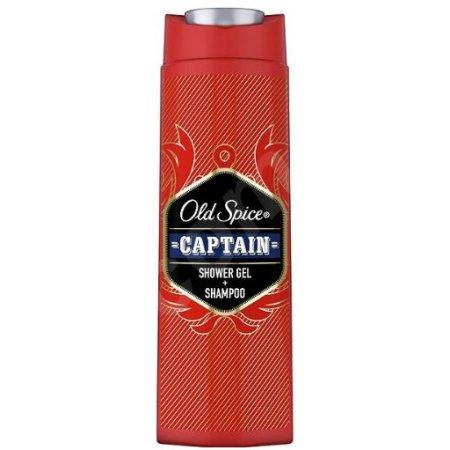 Old Spice Capitan pánsky sprchový gél 400ml