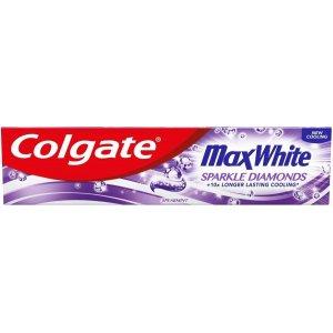 Colgate Sparkle Diamonds zubná pasta 100ml Max White