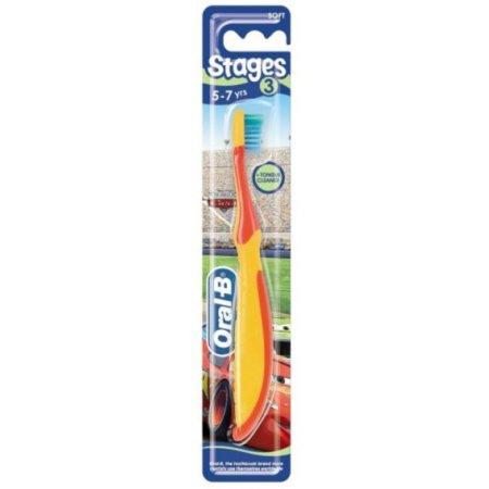 Oral-B detská zubná kefka Soft Cars&Princess