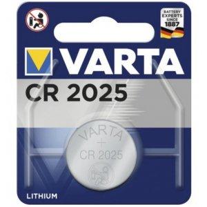 Varta lithium baterka CR2025 3V 1ks