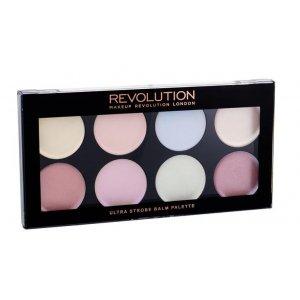 Revolution Revoholic Ultra Strobe Balm kazeta očných tieňov 8-kusová