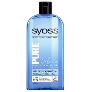 Syoss Pure Volume šampón 500ml