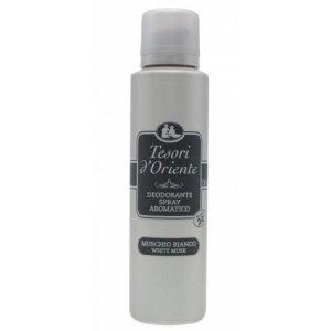 Tesori d´Oriente Muschio Bianco dámsky deodorant 150ml