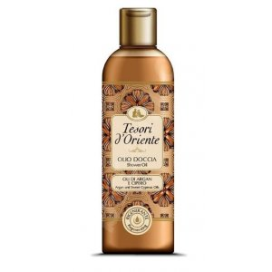 Tesori d´Oriente Argan and Sweet Cyperus Oil dámsky sprchový olej 250ml