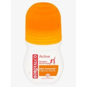 Borotalco Active Mandarin dámsky roll-on 50ml