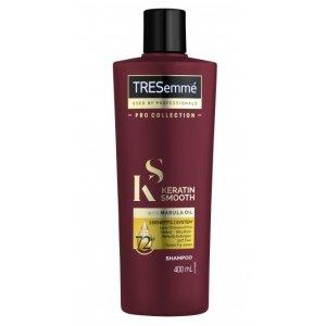 TRESemmé Pro Keratin Smooth Oil šampón na vlasy 400ml