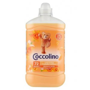Coccolino Orange Rush aviváž 1,8l na 72 Pracích dávok