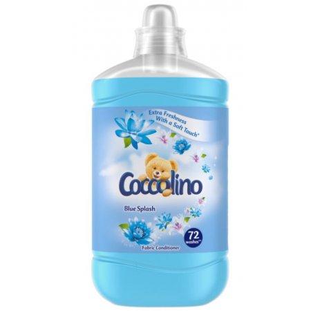 Coccolino Blue Splash aviváž 1,8l na 72 Pracích dávok