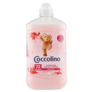Coccolino Silk Silky aviváž 1,8l na 72 Pracích dávok